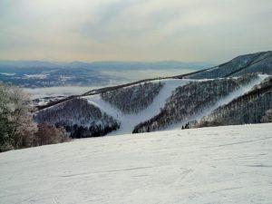スキー場に近いコテージ