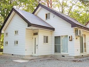 磐梯050-2 家族連れにお勧めの新築コテージ6名用