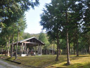 平谷湖コテージ バーベキューコーナー2
