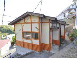 入田浜山荘 a6 外観