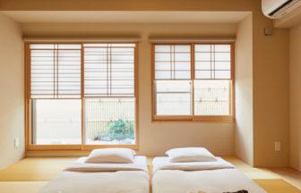 欅庵 寝室