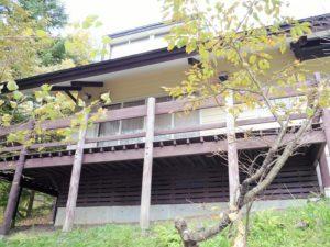 香泉開発コテージ 9~15名が宿泊できる団体合宿・グループ向け大型一戸建てコテージ