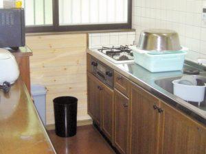 ヴィラージュ那須高原 デラックス キッチン例