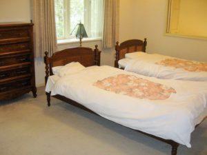 ヴィラージュ那須高原 エクセレント ベッドルーム例