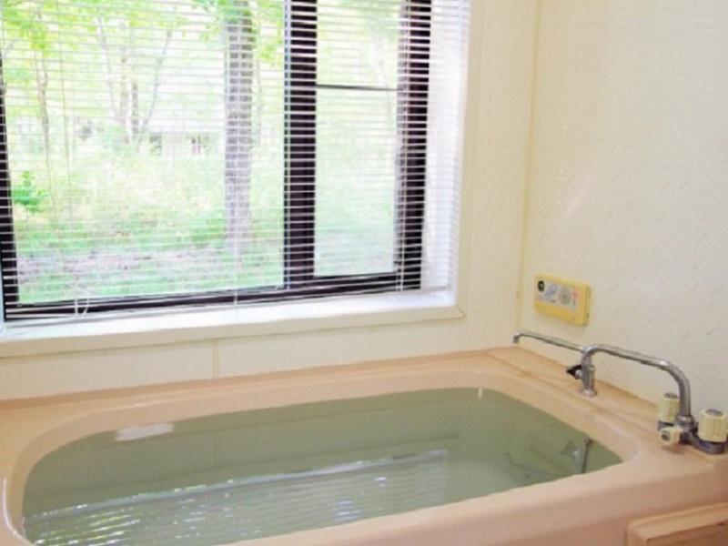 ヴィラージュ那須高原 モデレート 浴室例