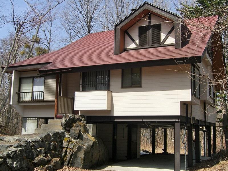 軽井沢142・大型棟 外観例