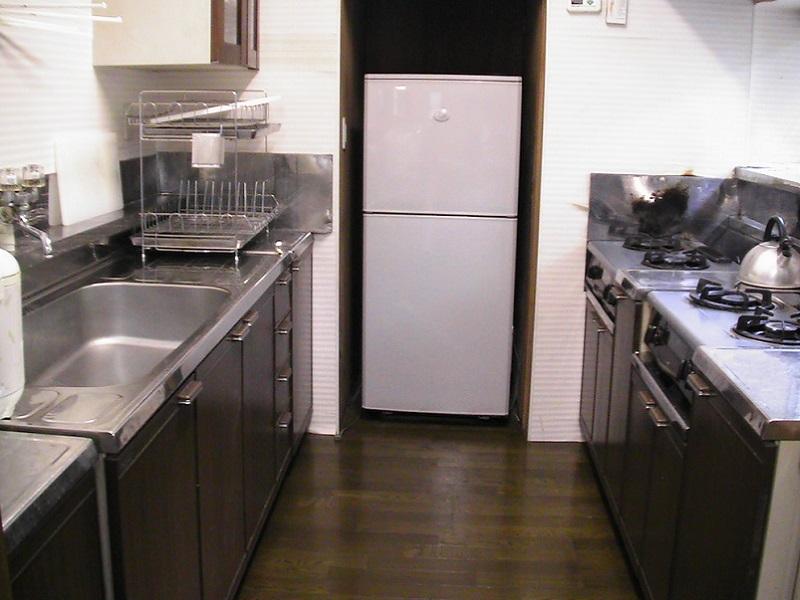 浅間リゾートイン 20名用 キッチン
