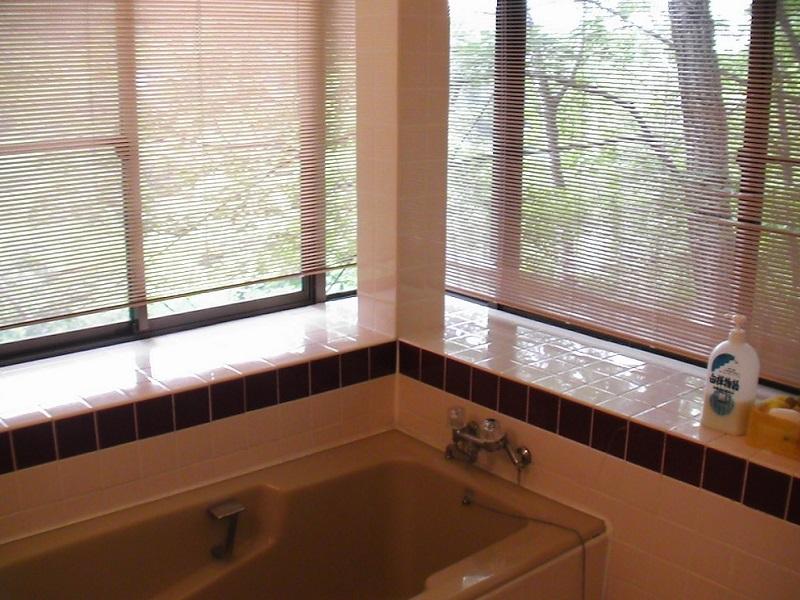 浅間リゾートイン 8名用 浴室例