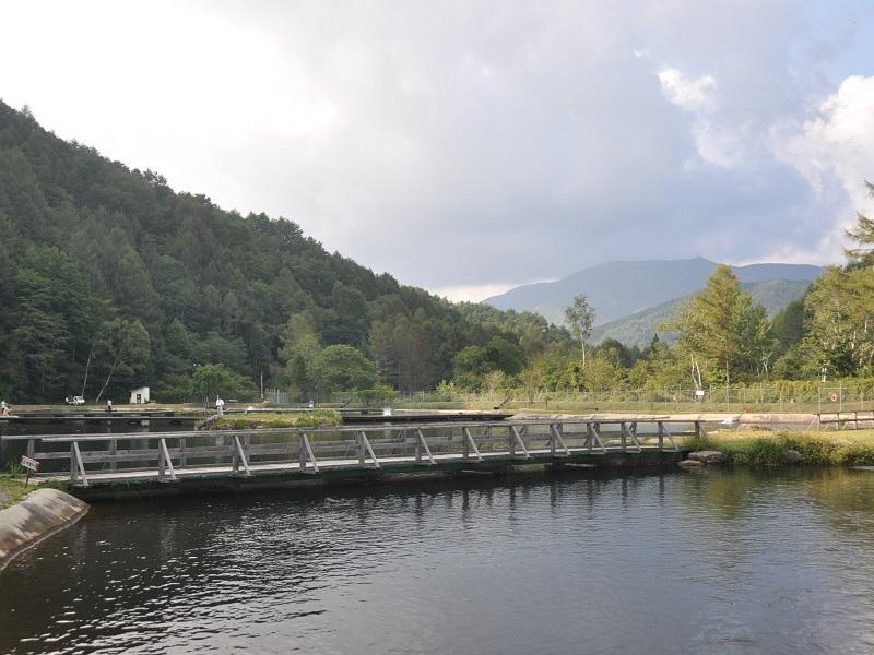 平谷湖コテージ フィッシングスポット
