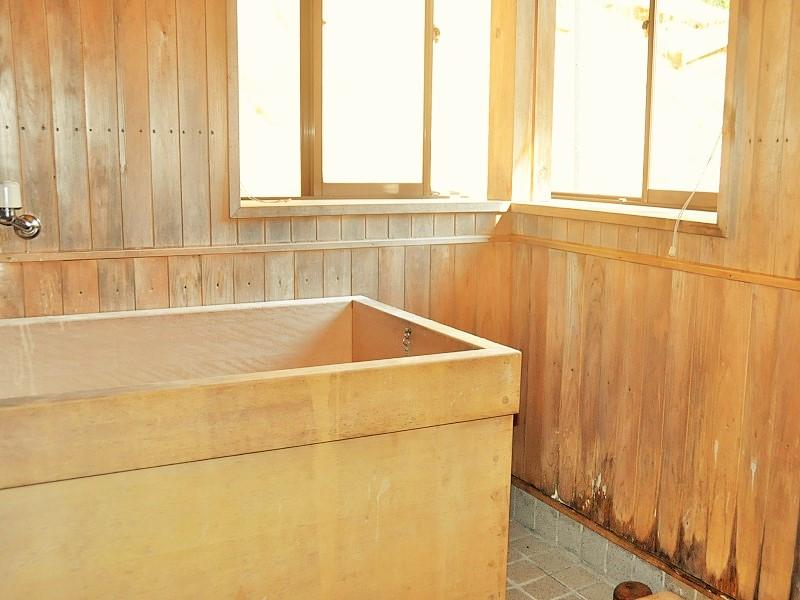 平谷高原コテージ 風呂