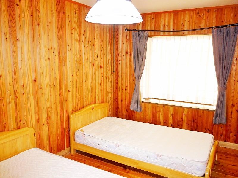 平谷高原コテージ ベッドルーム