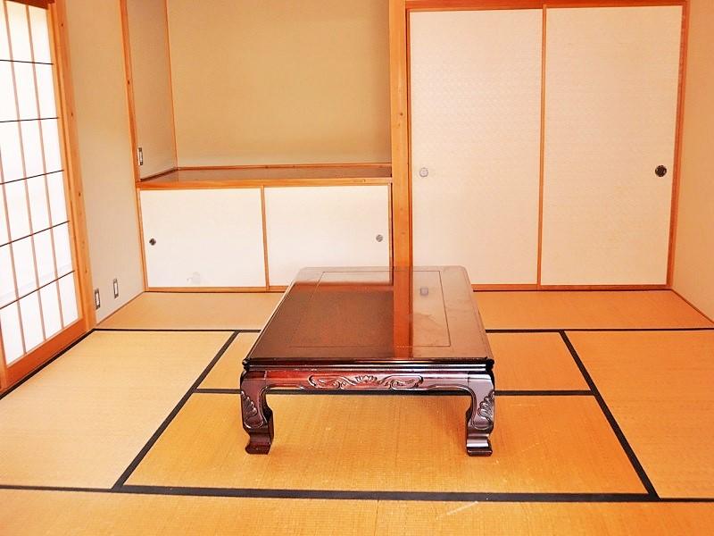 平谷高原コテージ 和室
