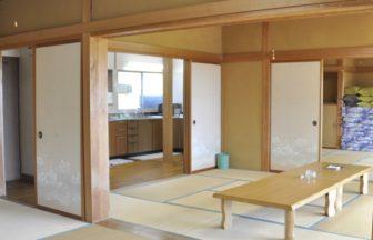 入田浜山荘 15名用 室内