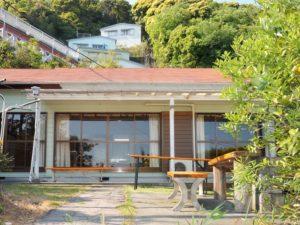 入田浜山荘 15~19名用 外観2