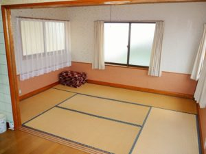 入田浜山荘 B6名用 和室2