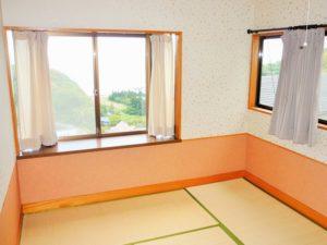 入田浜山荘 B6名用 和室