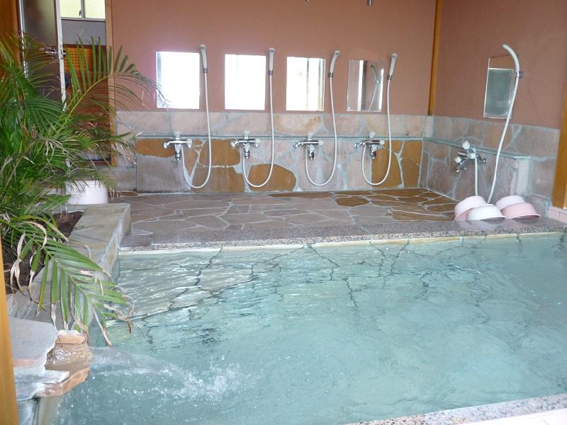 入田浜山荘 展望風呂