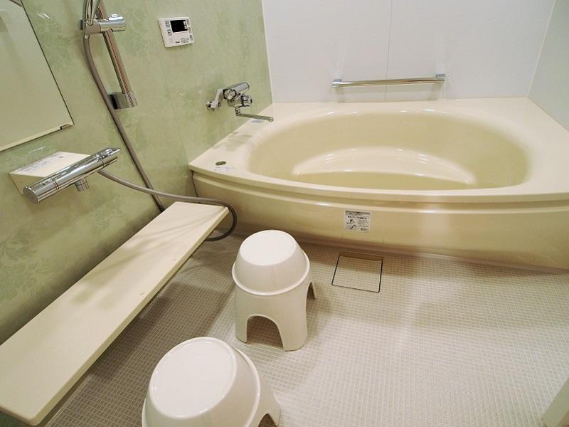 コンドミニアム欅庵東京日本橋 9名用 浴室