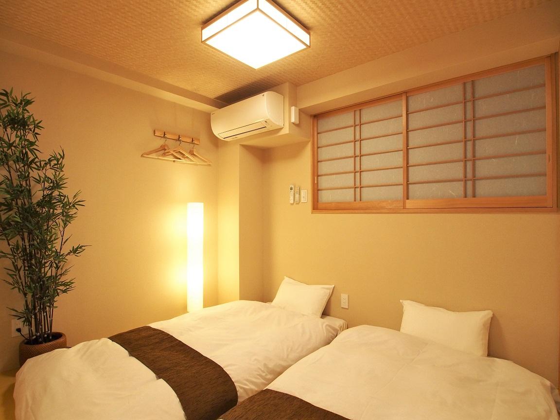 東京の子連れウェルカムなホテル・コンドミニアムタイプ 4名用室