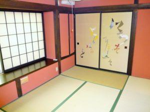 香泉開発コテージ ハイクラス1 和室室内