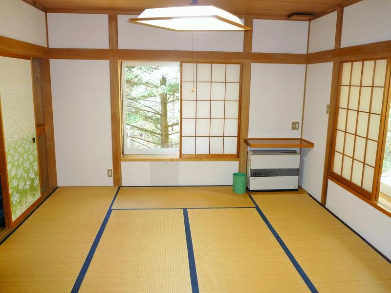 軽井沢020 大型棟 和室2