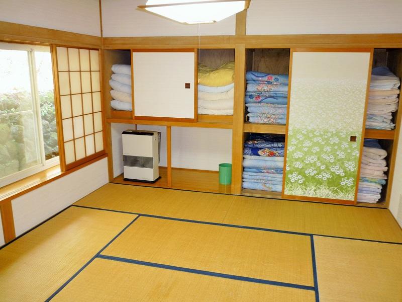 軽井沢020 大型棟 和室1