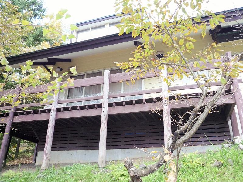 軽井沢020 大型棟 外観