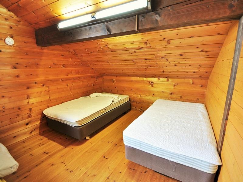 野わけ Dタイプ ベッドルーム