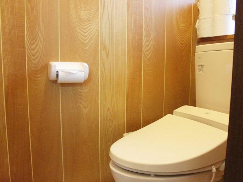 ルネス軽井沢 エコノミー トイレ