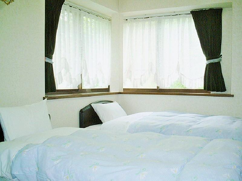 ルネス軽井沢 ロイヤルスイート ベッドルーム