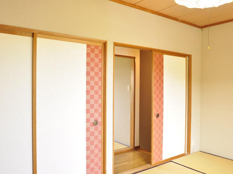 修善寺フォーレスト テラス露天風呂付4名用 2階にある和室