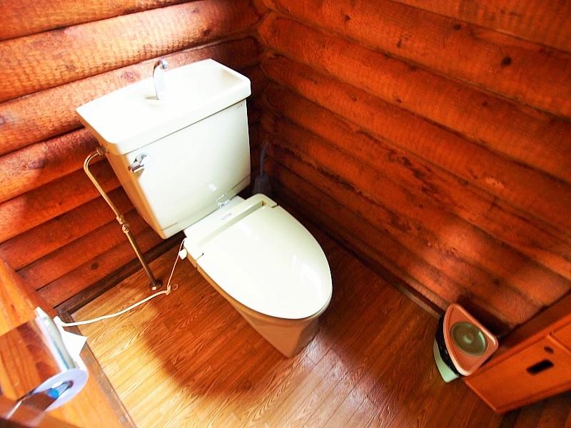 ソシアルヴィレッジ芭蕉 Aタイプ トイレ