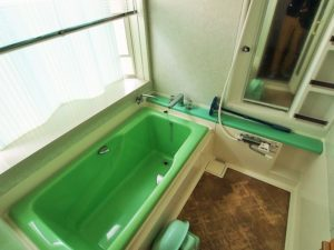 ソシアルビレッジ芭蕉 Dタイプ 風呂