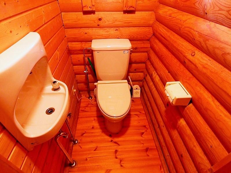 ソシアルビレッジ芭蕉 Gタイプ トイレ