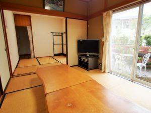 修善寺フォーレスト 一戸建て10名用 1階の和室
