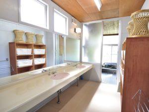 修善寺フォーレスト 大型棟 洗面所