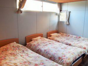 修善寺フォーレスト 大型棟 ベッドルーム