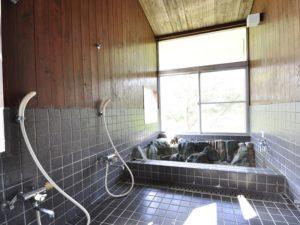 修善寺フォーレスト 大型棟の展望岩風呂