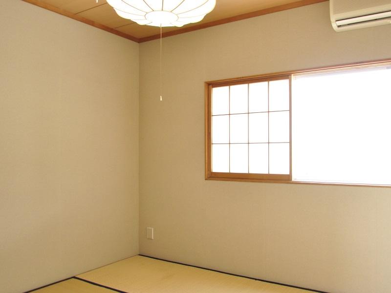 修善寺フォーレスト テラス露天風呂付4名用 2階に和室が2間ございます