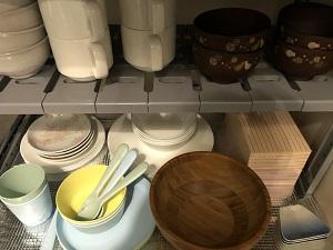 横浜付近で長期滞在できる一軒家のお宿。調理器具も揃っています